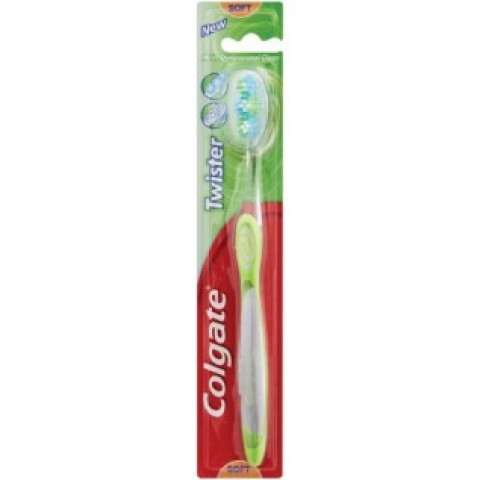Colgate Twister Toothbrush (Soft)