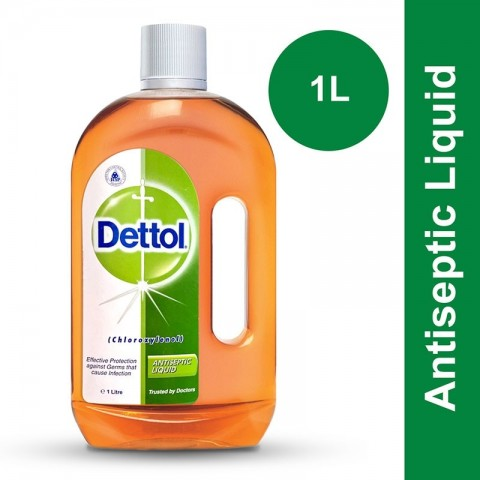 Dettol Antiseptic Liquid - 1000ml