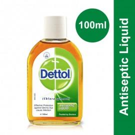 Dettol Antiseptic Liquid 100ml