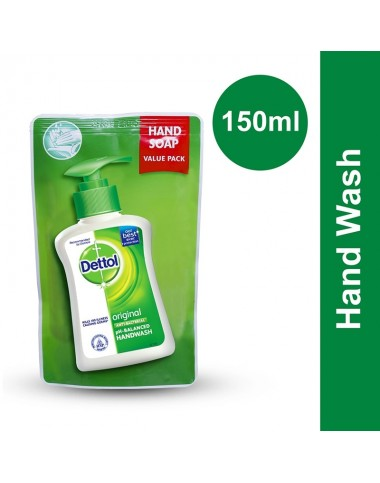 Dettol Hand Wash Original 150ml
