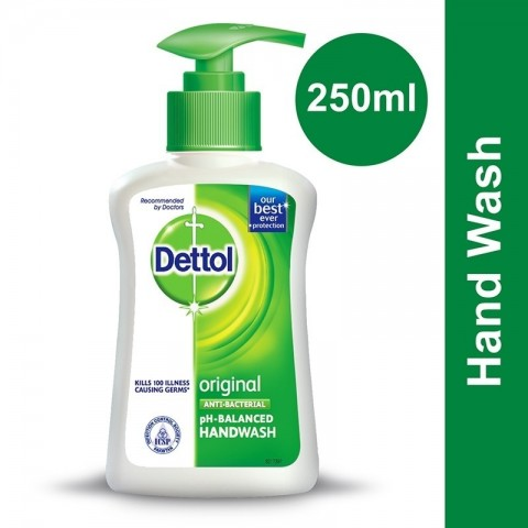 Dettol Liquid Hand Wash Original 250ml
