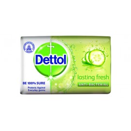 Dettol Lasting Fresh Soap 100g