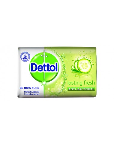 Dettol Lasting Fresh Soap 65g