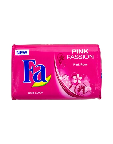 Fa Pink Passion Soap 125g