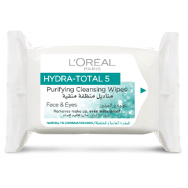 Loreal Purifying Cleansing Wipes