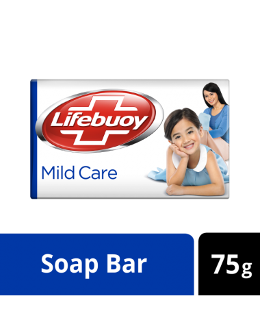 Lifebuoy Care Soap 75g