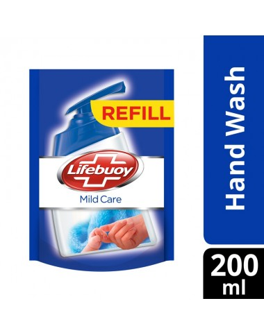 Lifebuoy Mild Care Hand Wash Refill 200ml