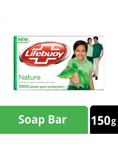 Lifebuoy Nature Soap 150g