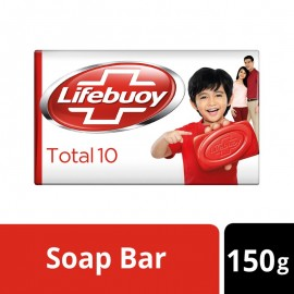 Lifebuoy Total 10 Soap 150g