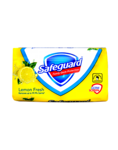 Safeguard Lemon Fresh 70 Grams