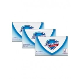 Safeguard Pure White Soap (pack Of 3)