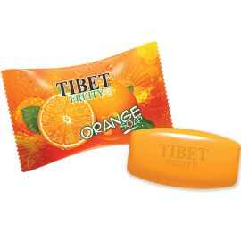 Tibet Fruity Orange Soap 70g