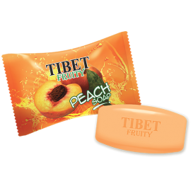 Tibet Fruity Peach Soap 70g