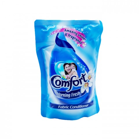 Comfort Morning Fresh Fabric Conditioner Pouch 400 ml