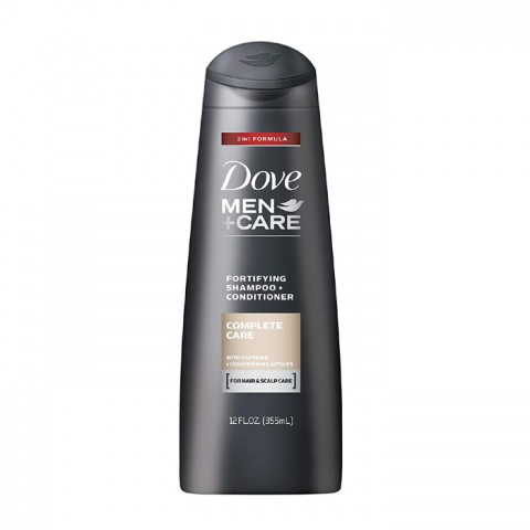 Dove Complete Care 2In1 Shampoo 355 ml