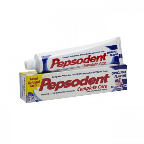 Pepsodent Complete Care Toothpaste 156 g