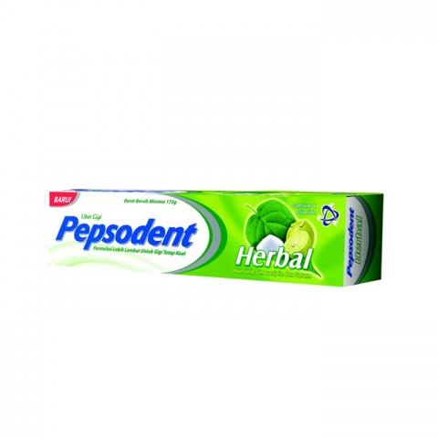 Pepsodent Herbal Toothpaste 190g