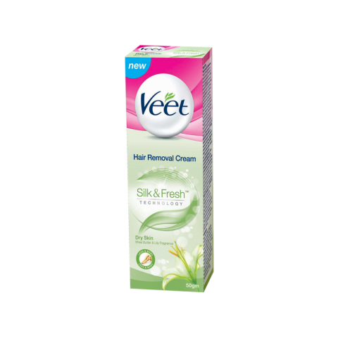 Veet Hair Removal Cream (Dry Skin) 50g