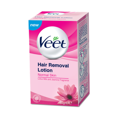 Veet Hair Removal Lotion (Normal Skin) 80g