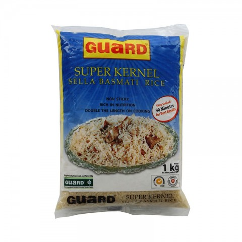 Guard Rice Super Kernel Sella 1KG