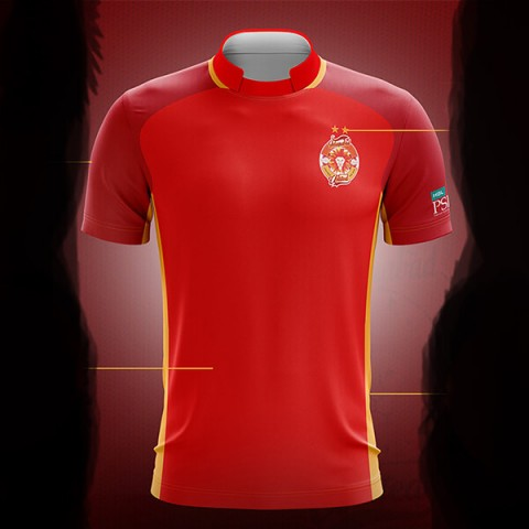 Islamabad united shirt 2019