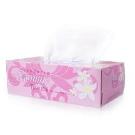 Tissue Box Jasmine 10 Boxes