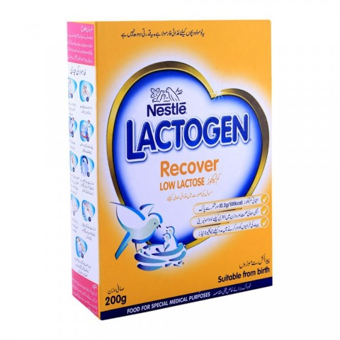 Nestle Lactogen Recover New