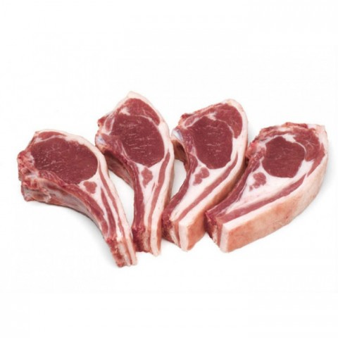 Mutton Back Chops 500g  - TMC