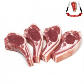 Mutton Back Chops 1kg - Neat Meat