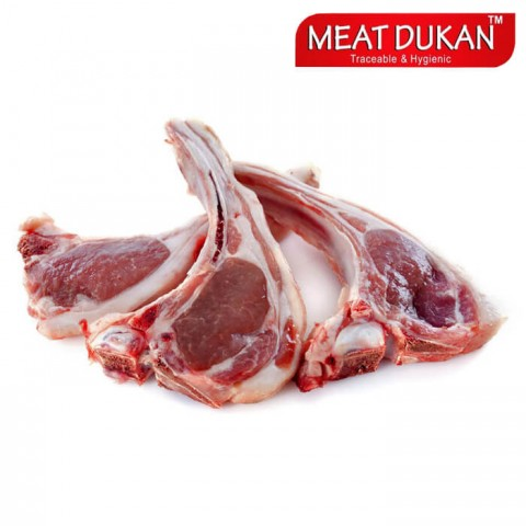 Mutton Back Chops 1 Kg