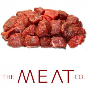 Veal Meat With Bone 1kg - Tmc
