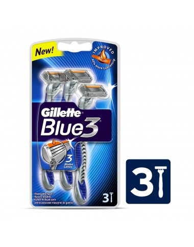 Gillette Blue 3 ( 3 Razor)