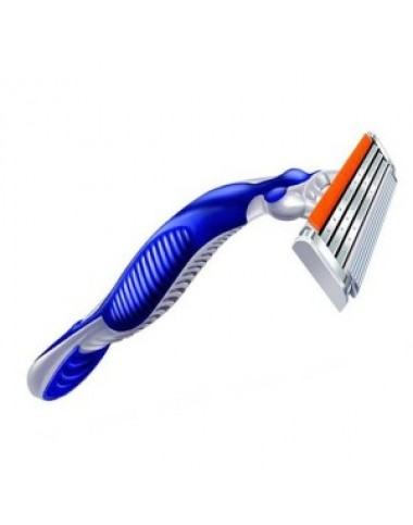 Gillette Blue 3 Red Disposable Razor