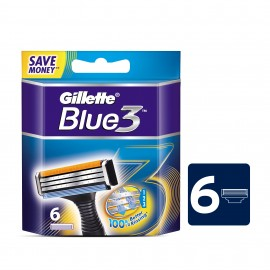 Gillette Blue 3 System Carts 6