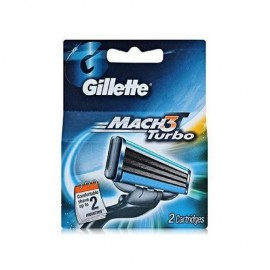 Gillette Mach3 Turbo Carts 2