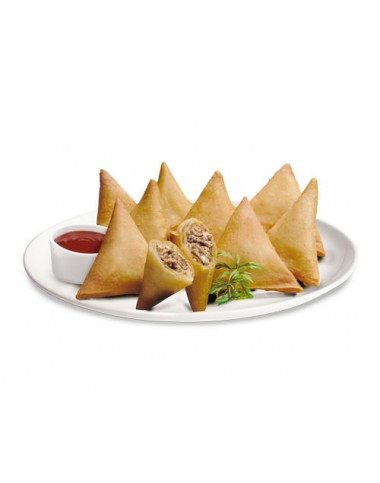 Menu Chicken Samosa 480g