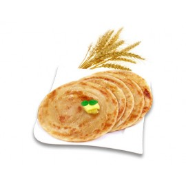 Menu Whole Wheat Paratha 1600g