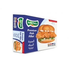 Menu Premium Fish Fillet 515g