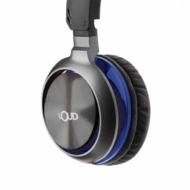 Loud Headphones Blue