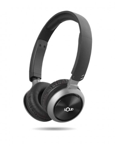 Loud Headphones Black