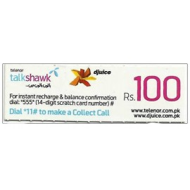 Telenor Card 100