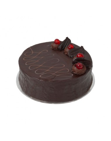 Real Chocolate Cake - Cakes & Bakes