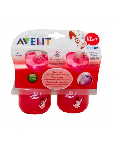Philips Avent Feeding Cup 12M+ Twin