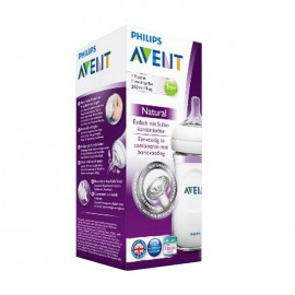 Philips Avent Natural Feeding Bottle 0m+ 125 Ml