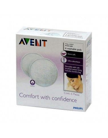 Philips Avent Breast Pads Washable