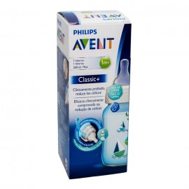 Philips Avent Feeding Bottle Classic Blue 260ml