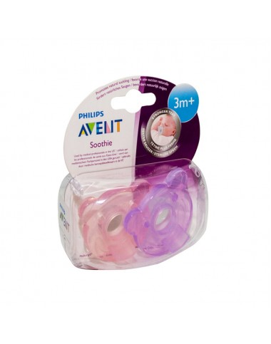 Philips Avent Soother 3M