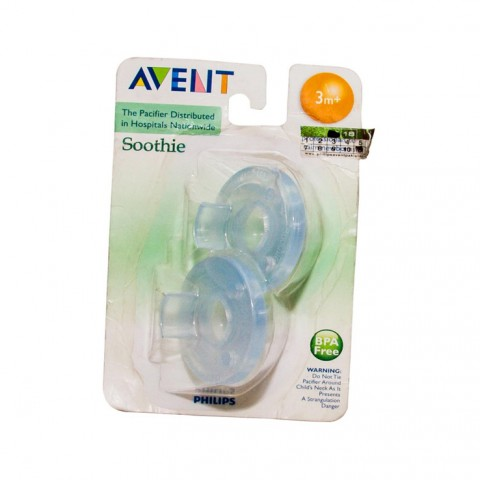 Philips Avent Soothies 3M