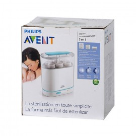 Philips Avent Steam Sterilizer 3in1