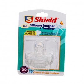 Shield Silicone Smoother & Teether